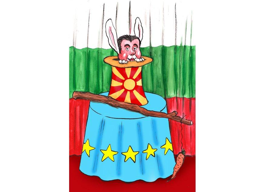 Заради ова ли Бугарите сакаат Заев да победи?