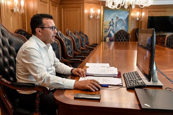 Заев тврди дека нема корупција во највисокиот ешалон на власта