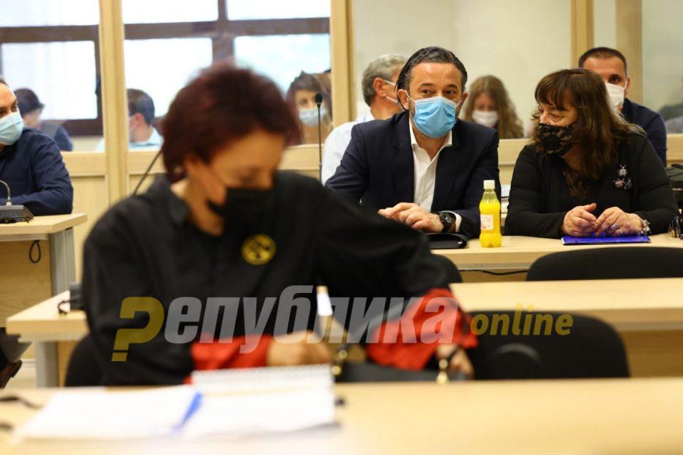 """Русковска го одби барањето на Камчев за изземање на обвинителката Стефанова од """"Плацевите на Водно"""""""