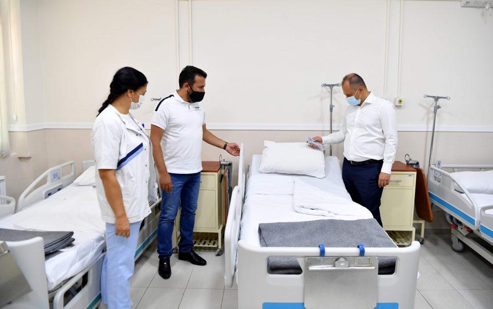 Заев и Филипче ја посетија реновираната гевгелиската болница