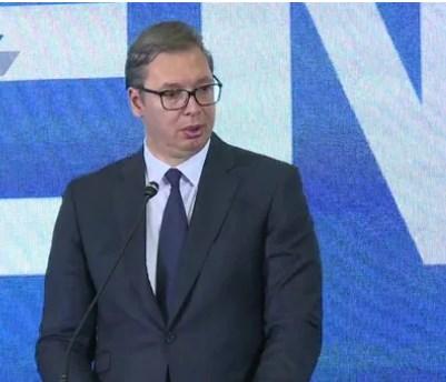 Вучиќ и даде рок на ЕУ: Имате еден месец да се изјасните дали постои Бриселскиот договор