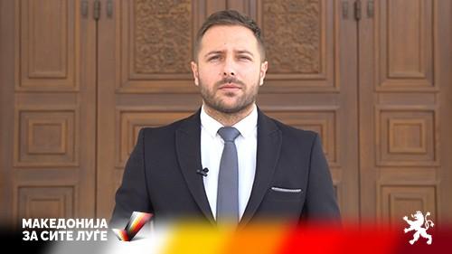 Арсовски: Ќе одговарате за ова, пpeсудата за 27 април е нeocнована и политички мотивирана