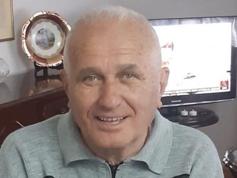 Исчезнат е Бранко Христовски