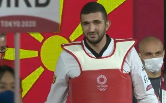 Дејан Георгиевски го освои олимпиското сребро во теквондо!