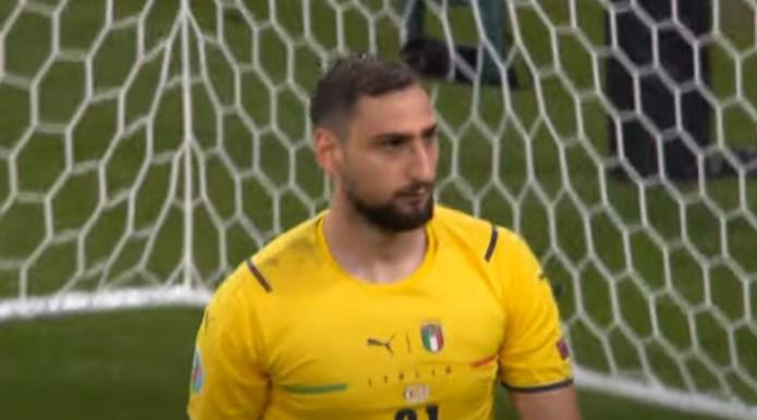 Донарума по последниот пенал не знаел дека Италија победила
