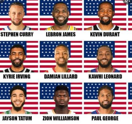 Дрим-тимот на САД и не бил толку од соништата