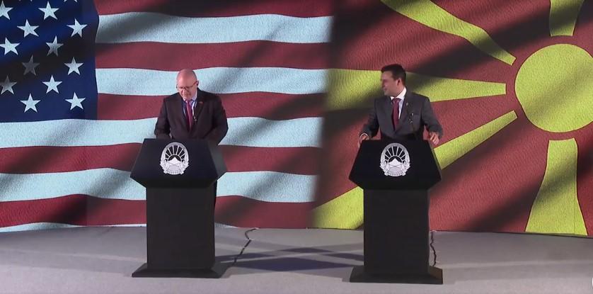 Заев: Брисел треба чесно да се соочи со ситуацијата за натомошно проширување на Унијата со земјите од Западен Балкан