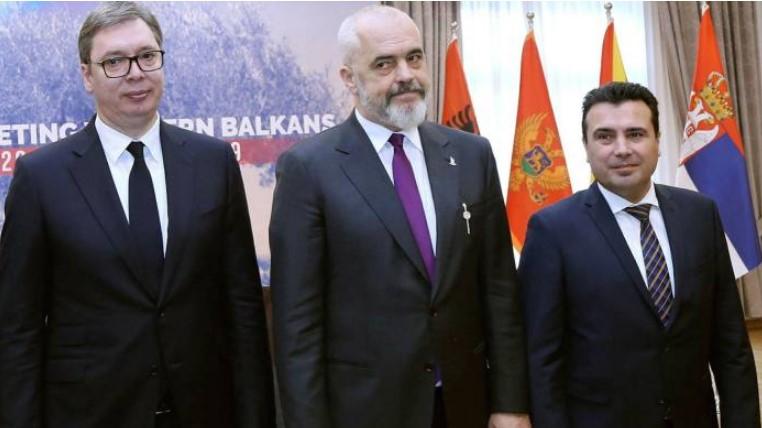 Баша: Средбата на Заев, Рама и Вучиќ беше само за сликање, потребно е меѓусебно признавање на Косово и Србија