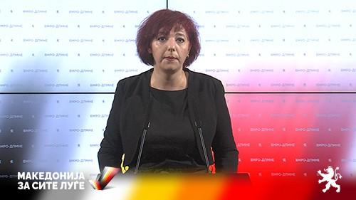 Стојкова Серафимовска: Власта е некадарна да го заштити статусот на Охрид во УНЕСКО
