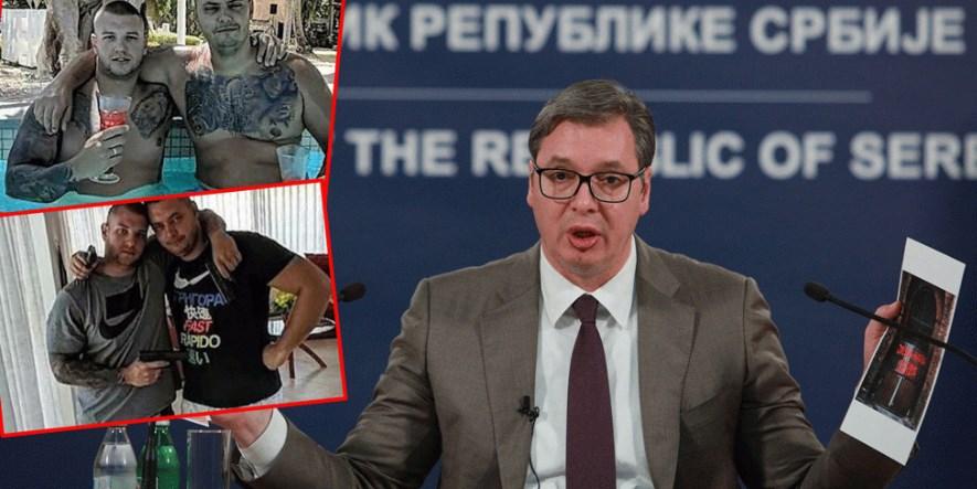 Вучуќ сподели нови ужасни детали за злосторствата на кланот на Беливук: Ги штител функционер во МВР