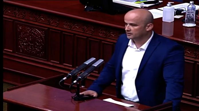 Велјановски: Кога СДСМ е на власт цвета сивата економија, корупцијата и криминалот