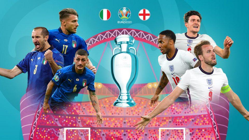 Финалето започнува за еден час – ова се официјланите состави на Англија и Италија