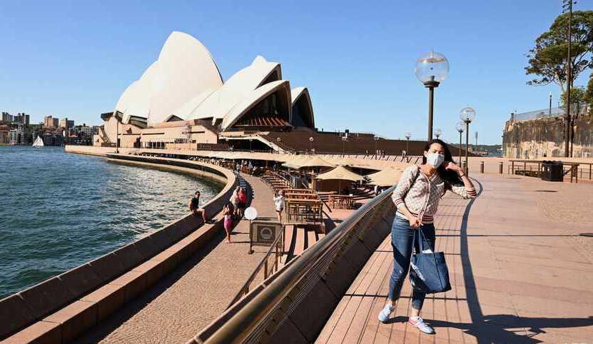 Денеска во Сиднеј е најлошо од почетокот на пандемијата