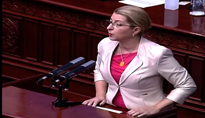 Ласовска: Со оваа власт нема стабилна економија и нема капитални инвестиции