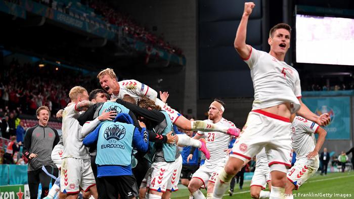 """Сакаат да ја повторат историјата: Само Данска славела против Англија на """"Вембли"""" во изминатите две години"""