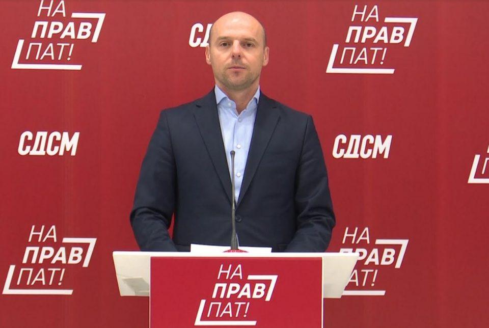 Уште еден член на СДСМ најави кандидатура за градоначалник на Аеродром