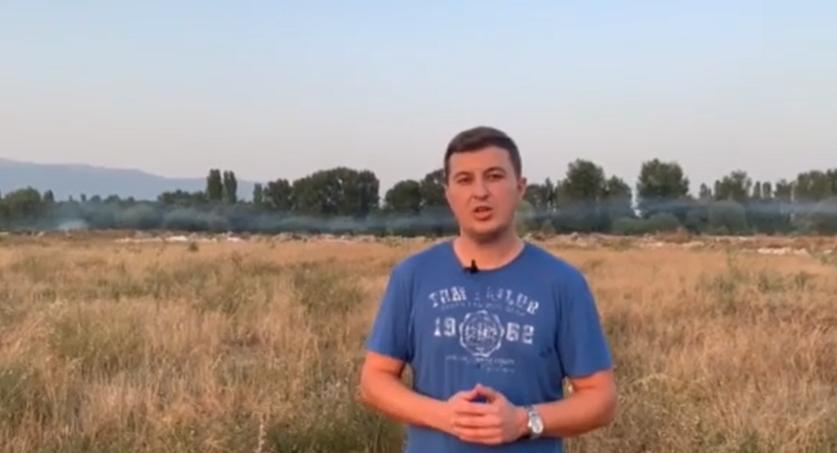 Гори депонијата во Ново Село, четири години ОК Ѓорче Петров ВМРО ДПМНЕ апелира да се реши проблемот, а власта не прави ништо