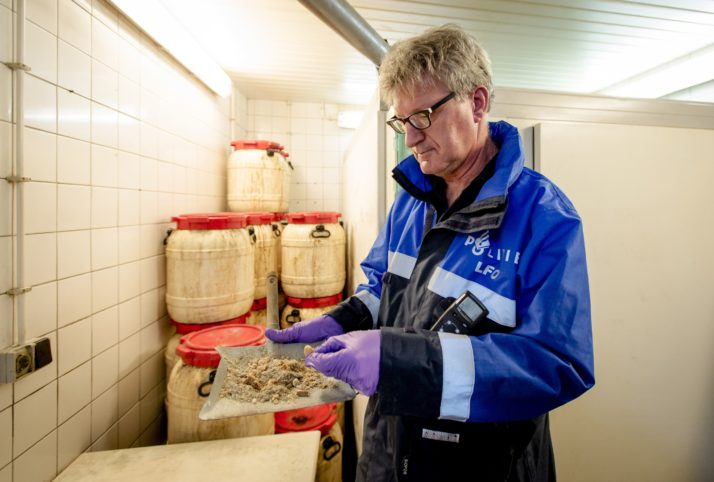 """""""Брејкинг бед"""" во живо: Ова е најголемата лабораторија за синтетичка дрога во историјата"""