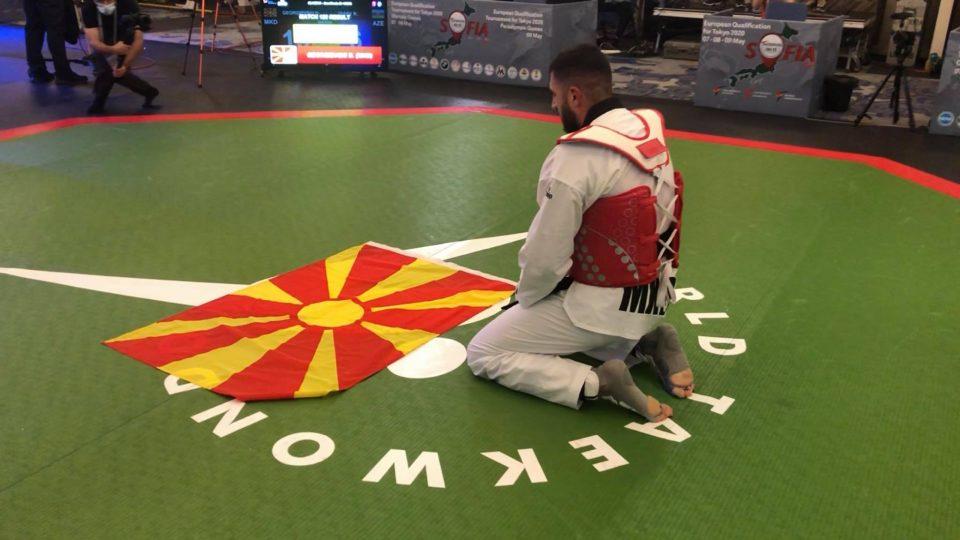 Георгиевски против светскиот шампион на стартот на ЛОИ во Токио