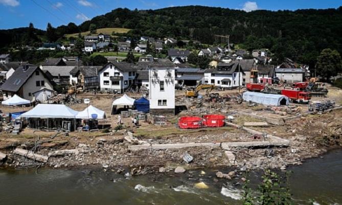 Поплавите ќе ја чинат Германија 500 милиони евра