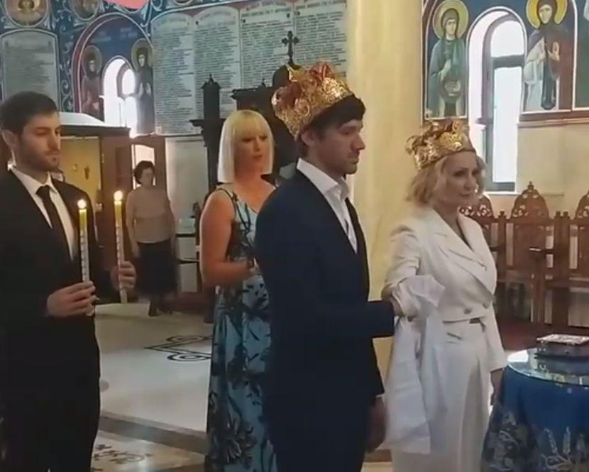 Тајна венчавка – Гоца Тржан и Раша ја крунисаа љубовта