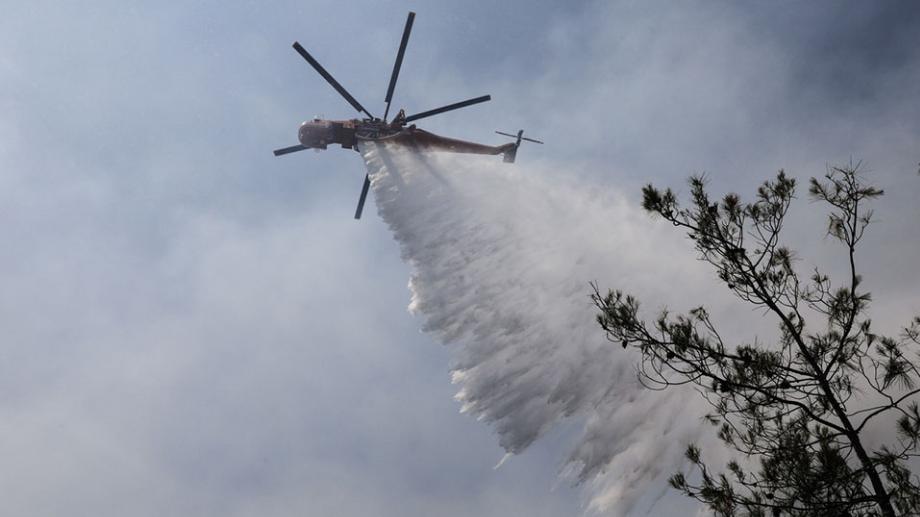 Словенија ќе помага со свои капацитети за гасење на пожарите во Македонија