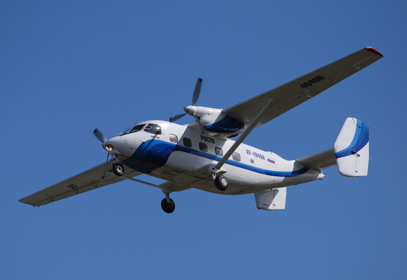 """Во Русија исчезна авион """"Антонов"""", на летот имало меѓу 13 и 17 патници"""