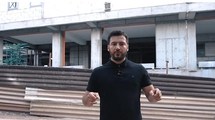 Јорданов: Клиничката болница во Штип петта година по ред стои недовршена, што треба да се случи за Заев да ја доизгради?