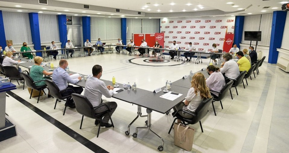 СДСМ објави уште пет кандидати за градоначалници