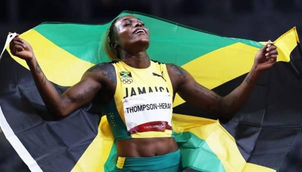 Јамајканката Херах го собори олимпискиот рекорд стар 33 години на 100 метри