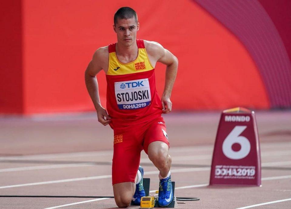 ОИ: Атлетичарот Стојоски ќе настапи утре во квалификациите на 400 метри