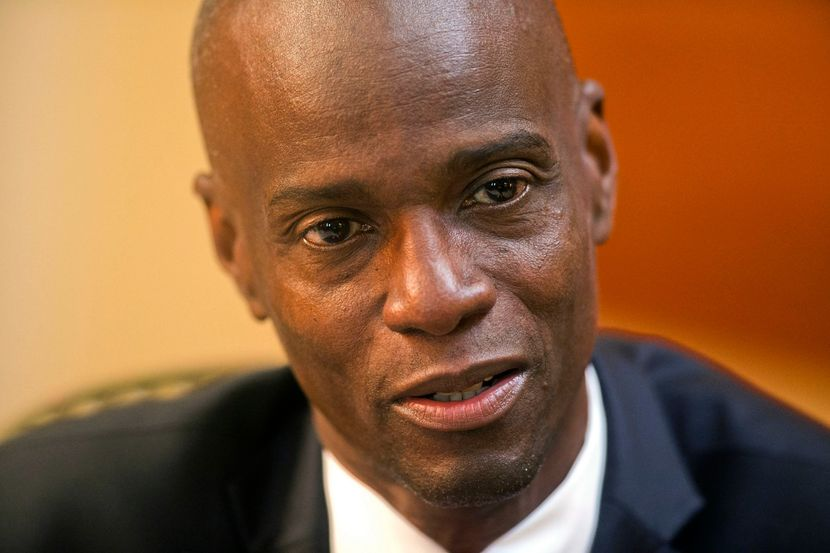Судијка од Врховен суд осомничена за убиството на претседателот на Хаити