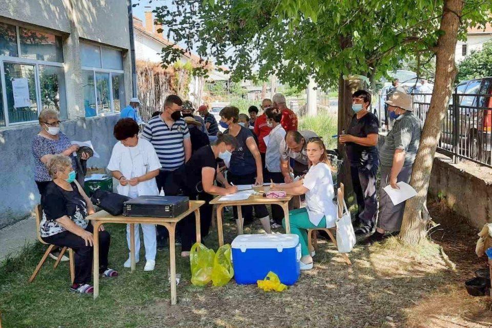 Во Кавадарци има најголем процент вакцинирани граѓани во Македонија – 43,5 отсто, а во Тетово и Кичево најмалку