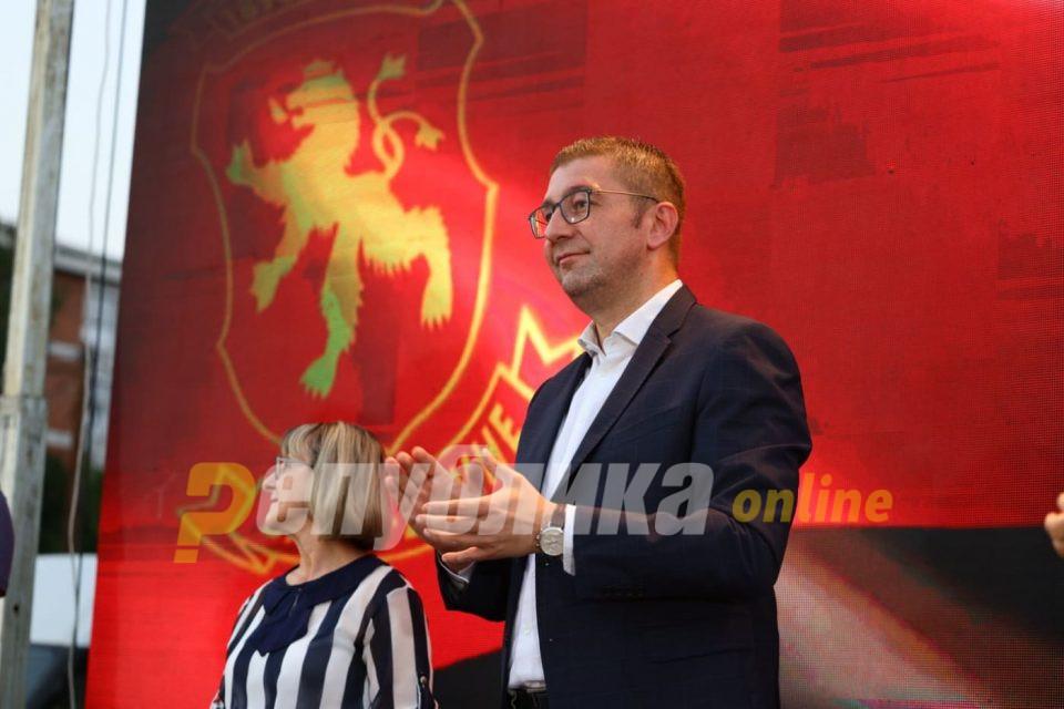 Aнкета: ВМРО-ДПМНЕ со убедлива предност, Мицкоски со најголема доверба