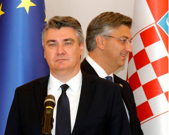 Пленковиќ и Милановиќ се скараа и околу задолжителната вакцинација: Дали после ќе ги прогонуваме луѓето кои имаат кариес?