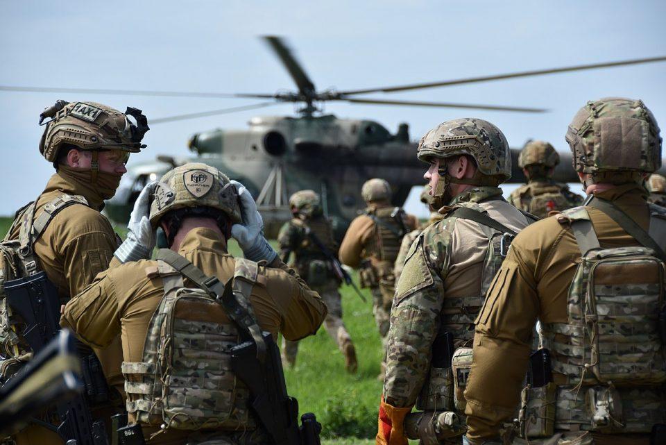 Порака кон Русија: Заедничка вежба на војските на Украина, САД, Полска и Литванија