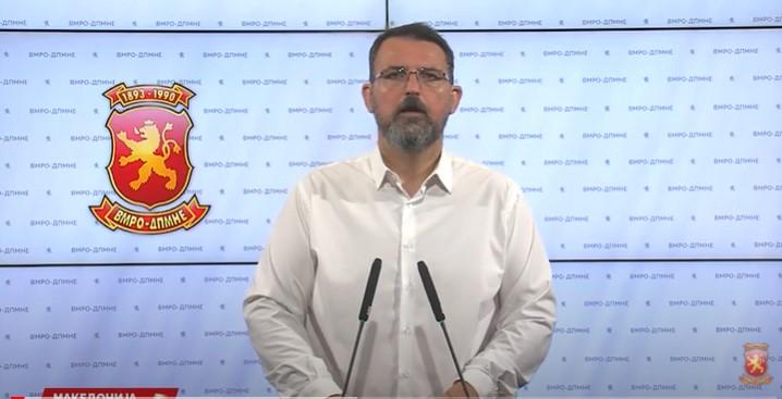 ВО ЖИВО: Изјава на Стоилковски за општина Гази Баба
