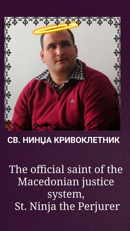 Св. Нинџа Кривоклетник