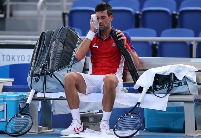 Разочарување за Ѓоковиќ: Олимписките игри ги заврши без медал