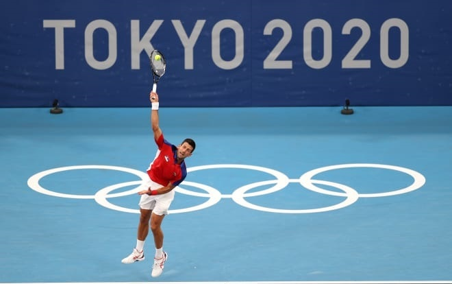 Ѓоковиќ лесно до осминафиналето на Олимписките игри во Токио