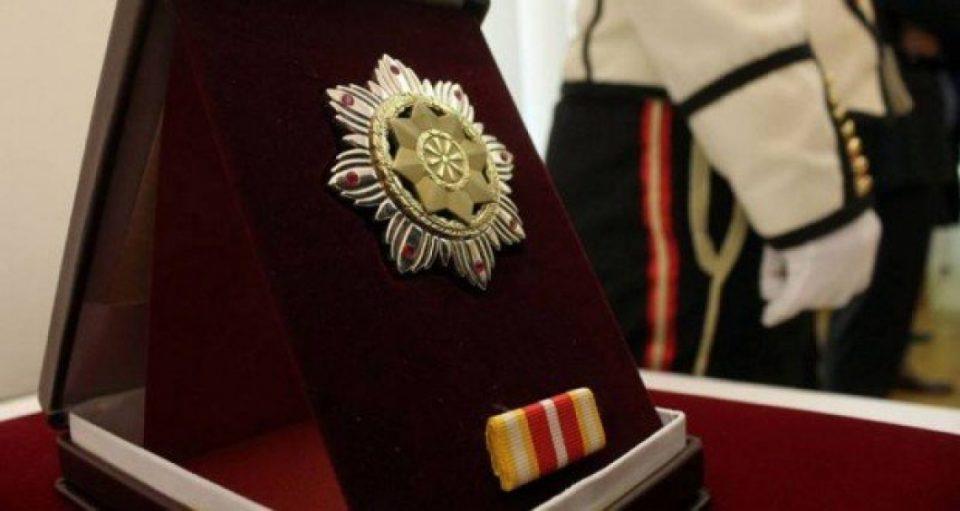 Пендаровски ќе ги одликува Стефановски, Хаџиманов, Несими и Мукаетов со Орден за заслуги