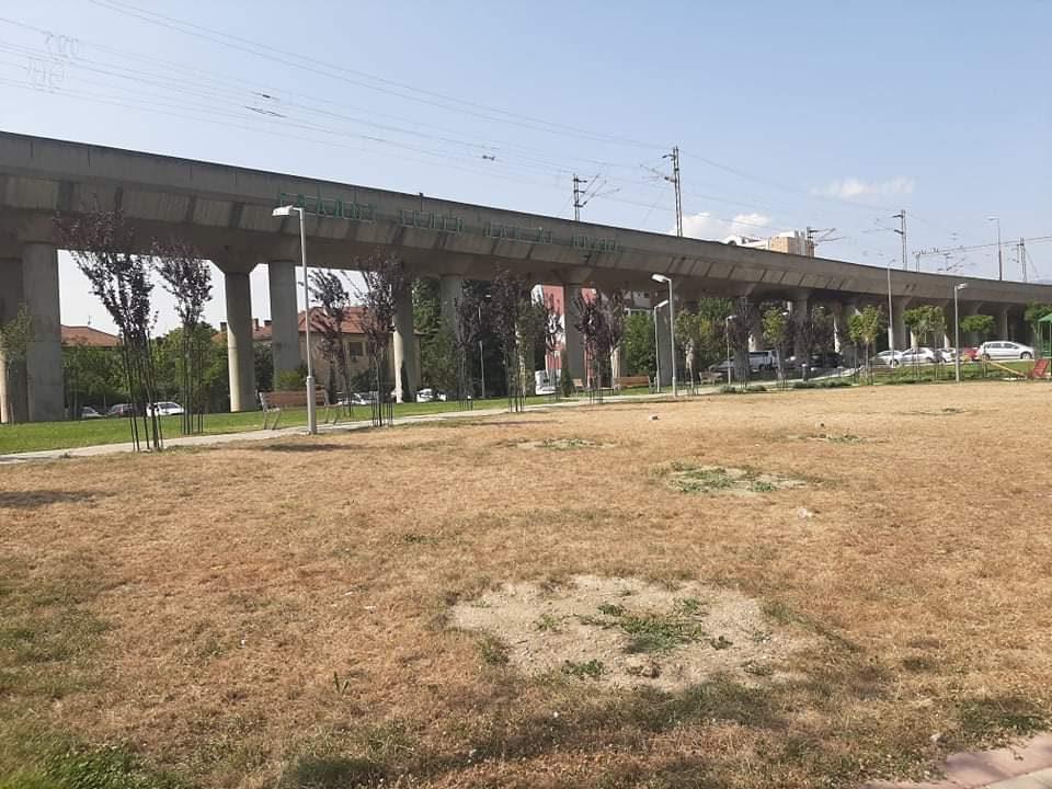 """Да не се полева и наводнува: Скопски """"Водовод"""" апелира водата да се користи рационално"""