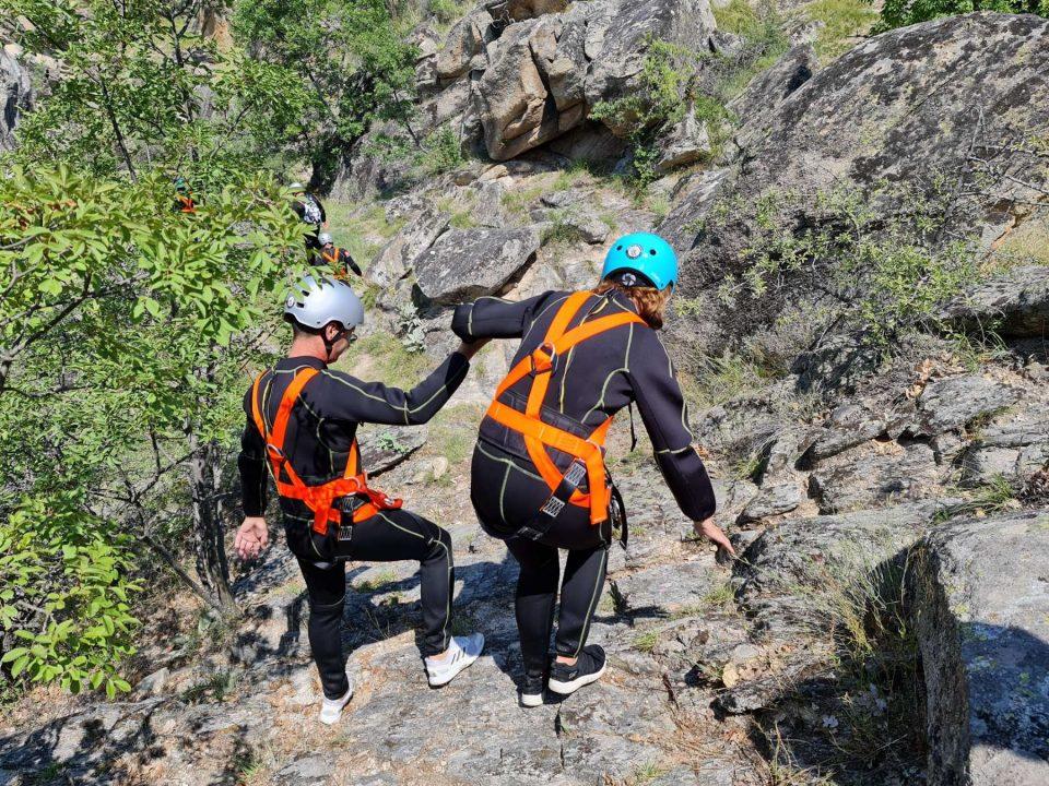 Кањонинг – нова адреналинска активност за домашните и странските туристи