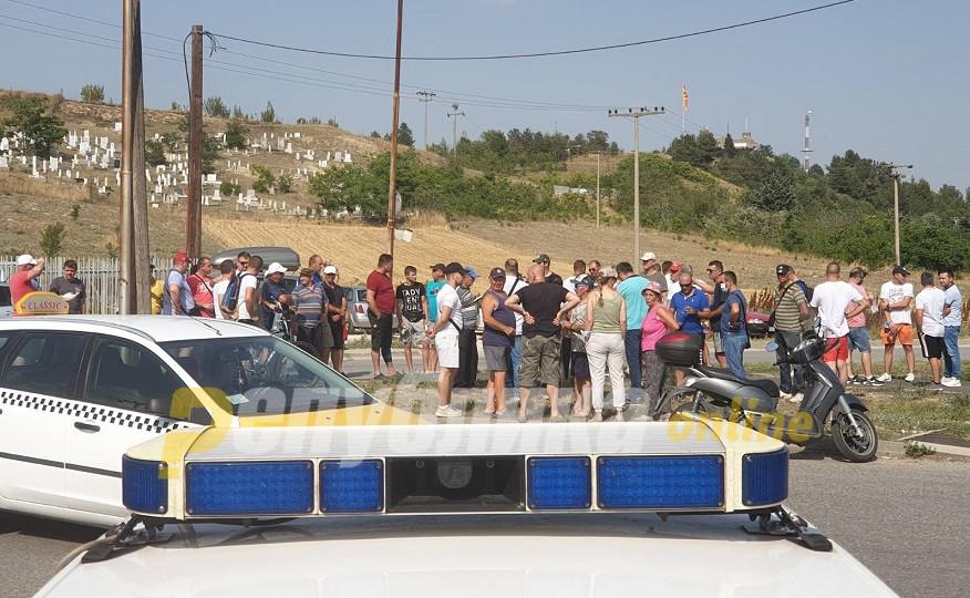 Жителите на село Бардовци денеска на протест против изградбата на Центар за странци