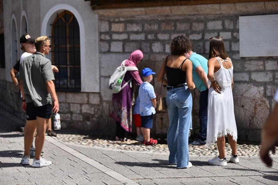 Сараево руши топлотни рекорди: Забележана историски највисоката температура
