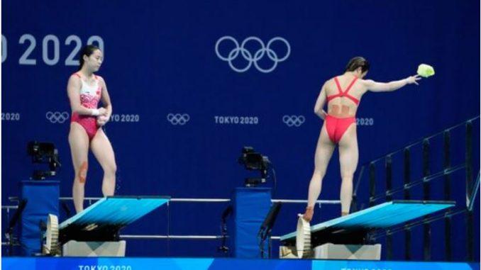 Кина се врати на првото место на листата на медали