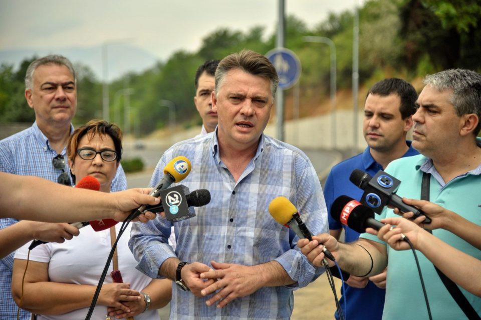 Шилегов: Имаме со што да излеземе пред скопјани на локалните избори