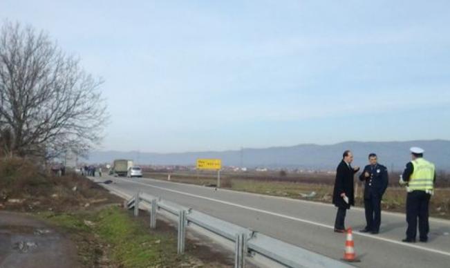 Двајца струмичани повредени во сообраќајна несреќа на автопатот кај Лесковац