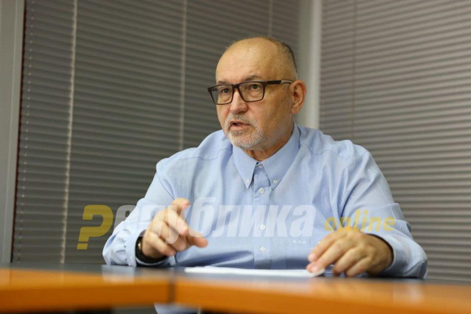 Спиро Мавровски: Ако се затвори РЕК Битола струјата пак ќе поскапи
