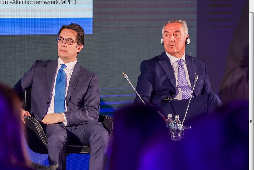 Ѓукановиќ: Денес логично зборуваме за падот на евроентузијазмот на Западниот Балкан